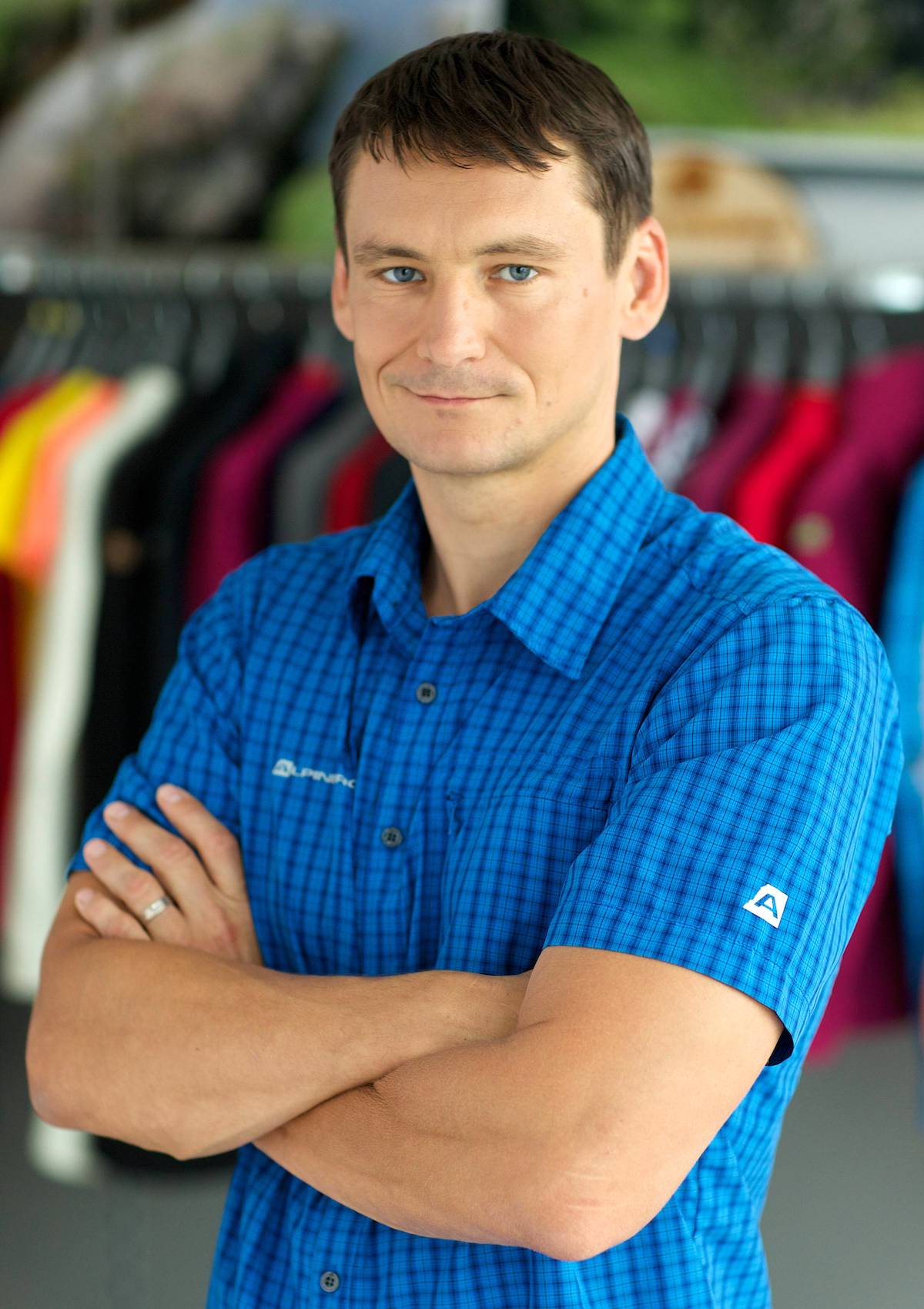 Za novou Unii retailu mluví Václav Hrbek, šéf Alpine Pro