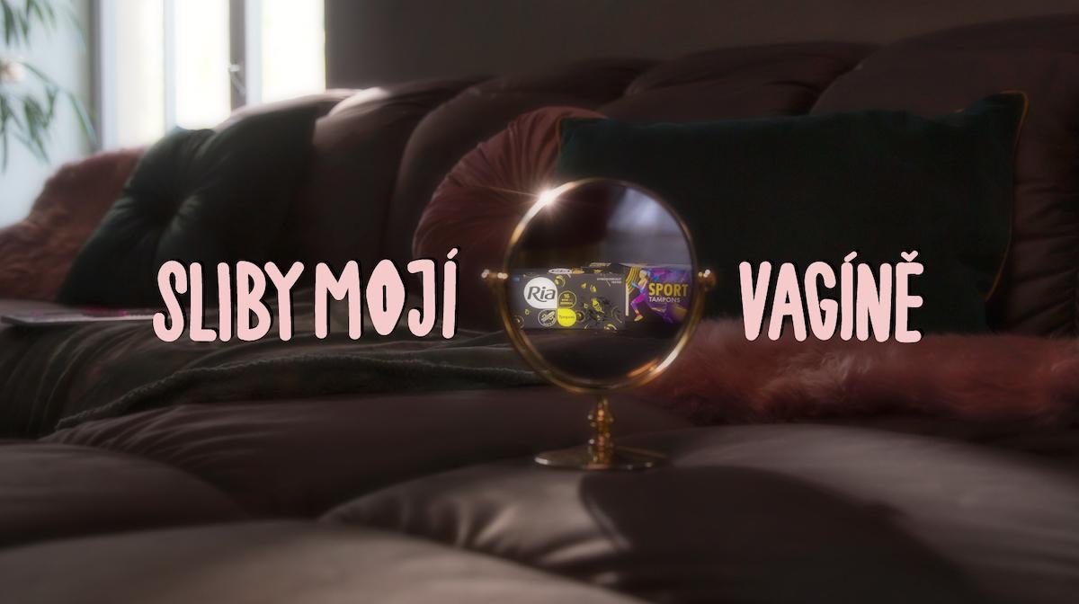 Ria: Sliby mojí vagíně (Symbio)