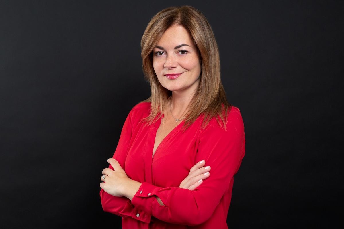 Eva Gregorová