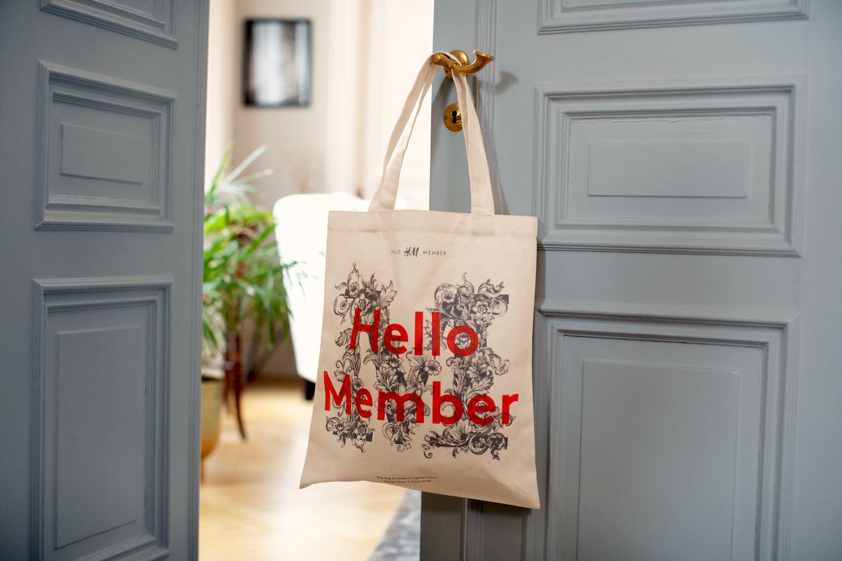 Věrnostní program H&M nese název Hello Member