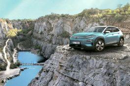 Na jedno nabití vás Hyundai Kona doveze na Sibiř, do Kanady či Švýcarska. V Česku
