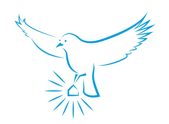 """Maskot vrabčák Lucián ve variantěs lucernou, která je symbolem """"nositele světla"""""""