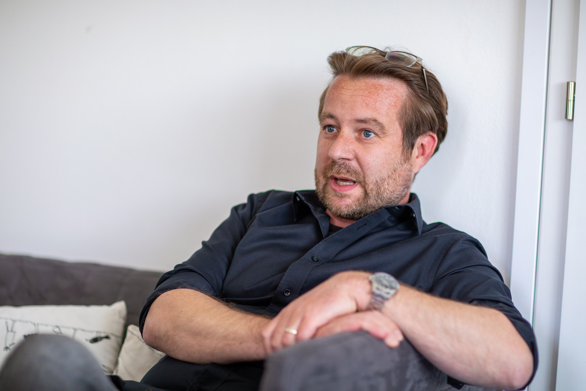 Marek Slezák. Foto: Karel Choc