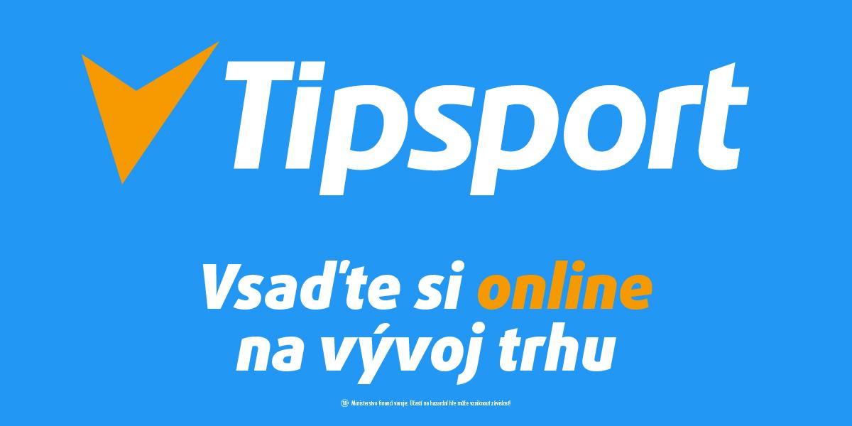Nedělní přílohu internetu podporuje Tipsport