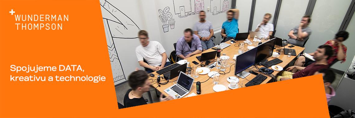 Spojujeme data, kreativu a technologie