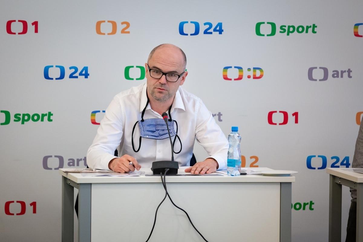 Jaroslav Dědič. Foto: Vojta Herout
