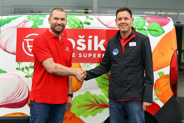 Kaufland začal prodávat přes internet, své privátní značky nabízí na Košíku