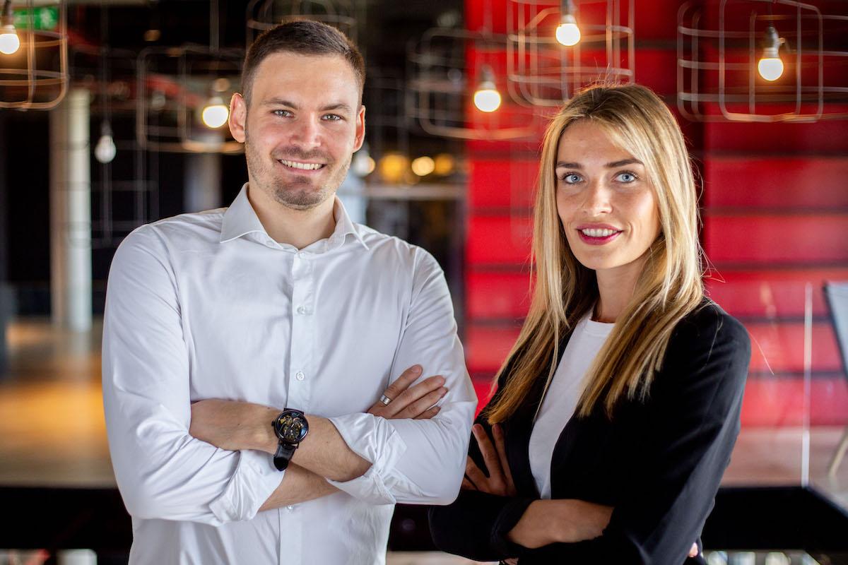 Michal Majnuš a Barbora Kolečářová