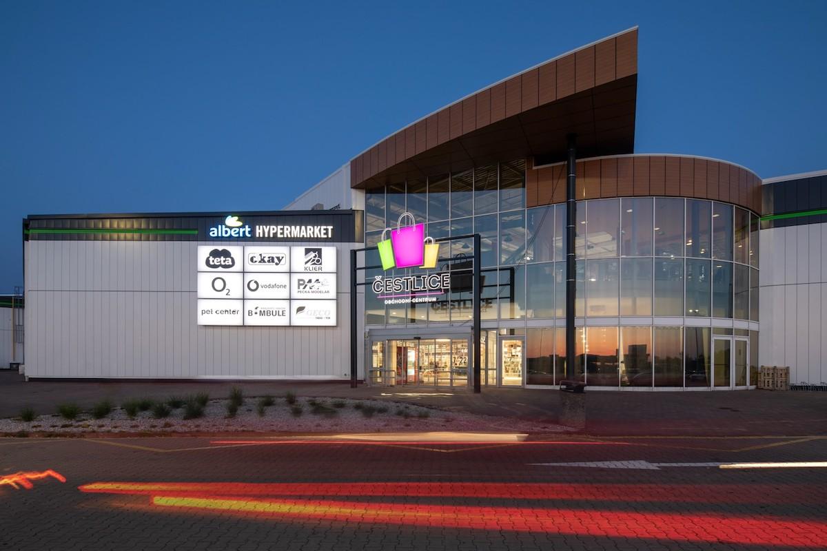 Obchodní centrum Čestlice