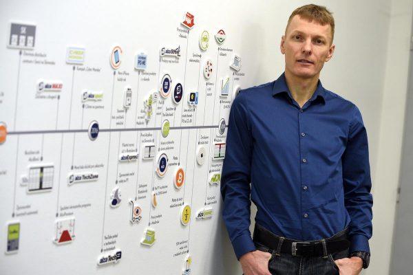 Petr Bena je novým členem představenstva Alzy