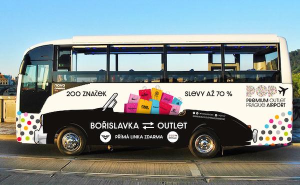 POP Shuttle Bus