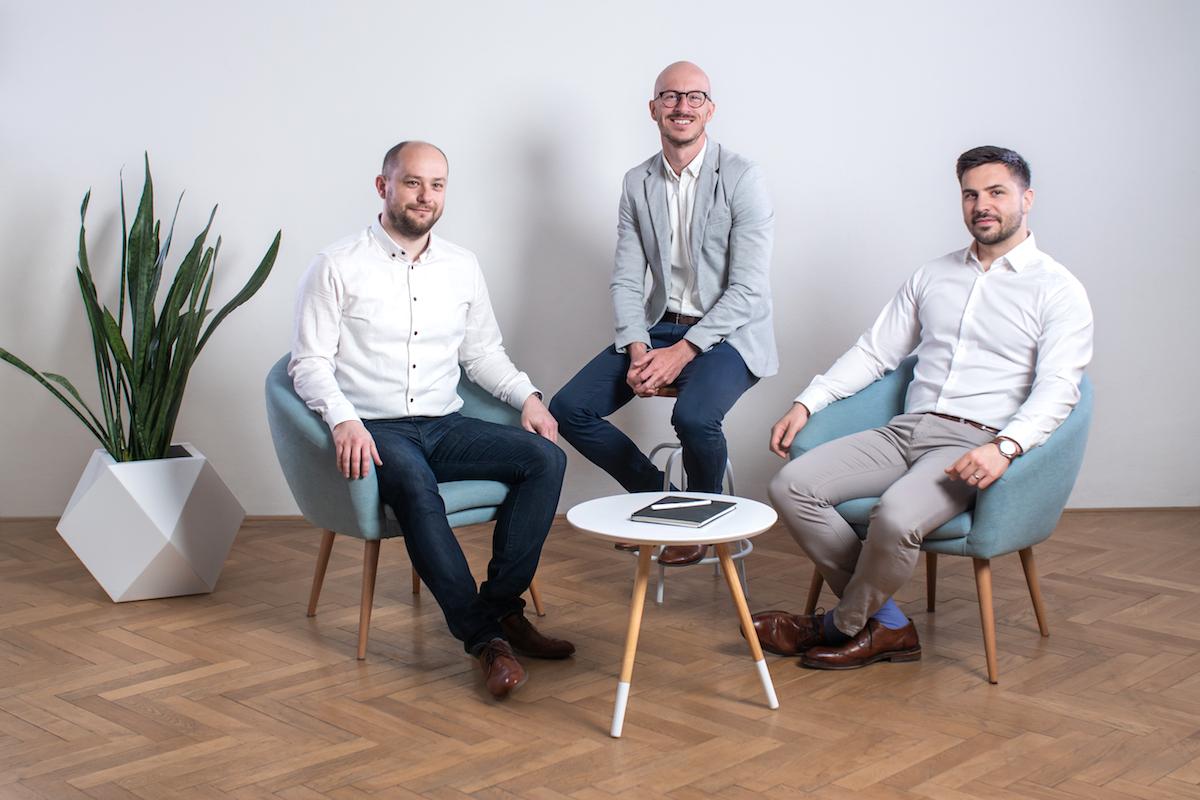 Vedení spojených firem Proficio a Porta Design