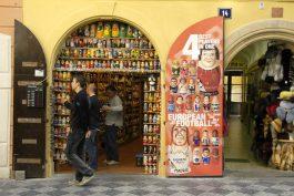 Praha vyhlásí granty na úpravu výloh provozoven