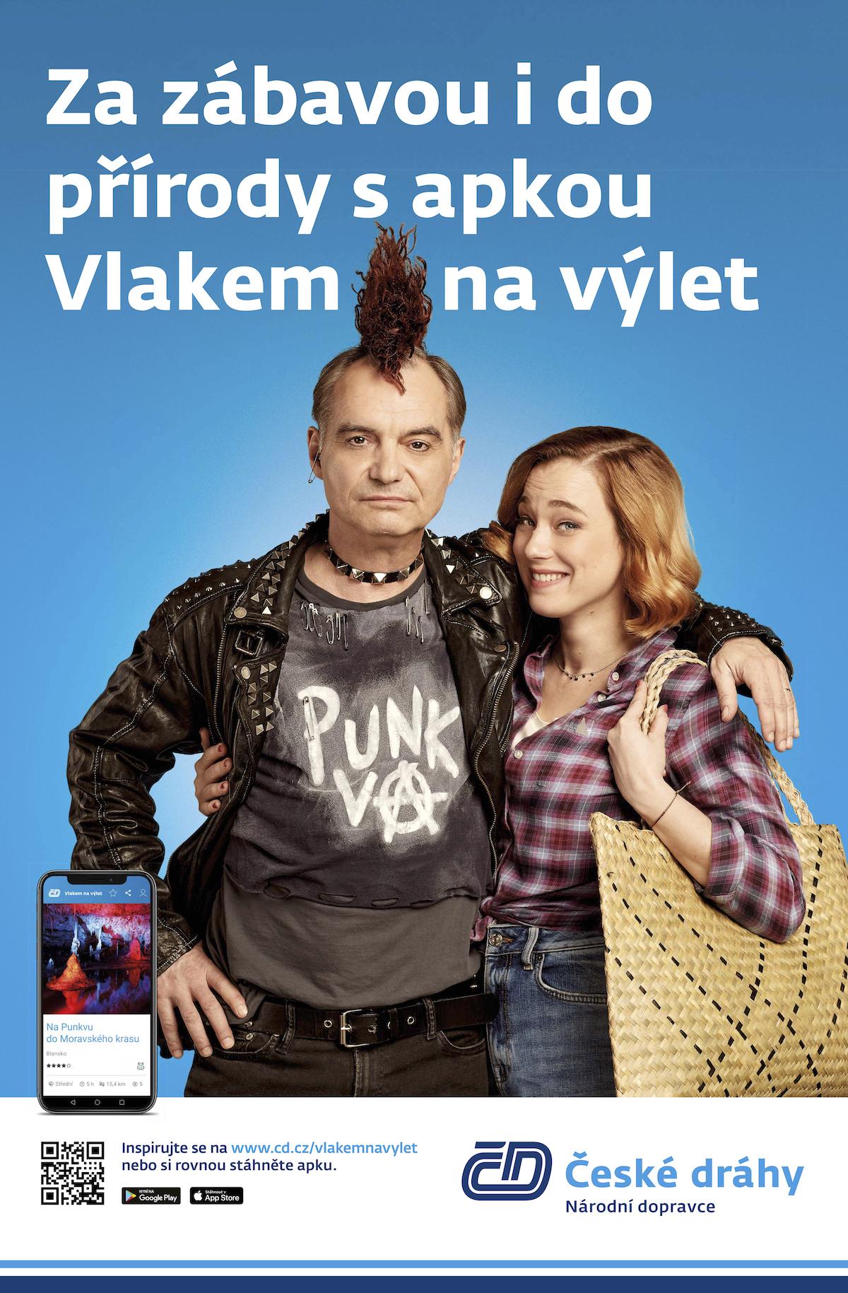 Venkovní vizuál kampaně