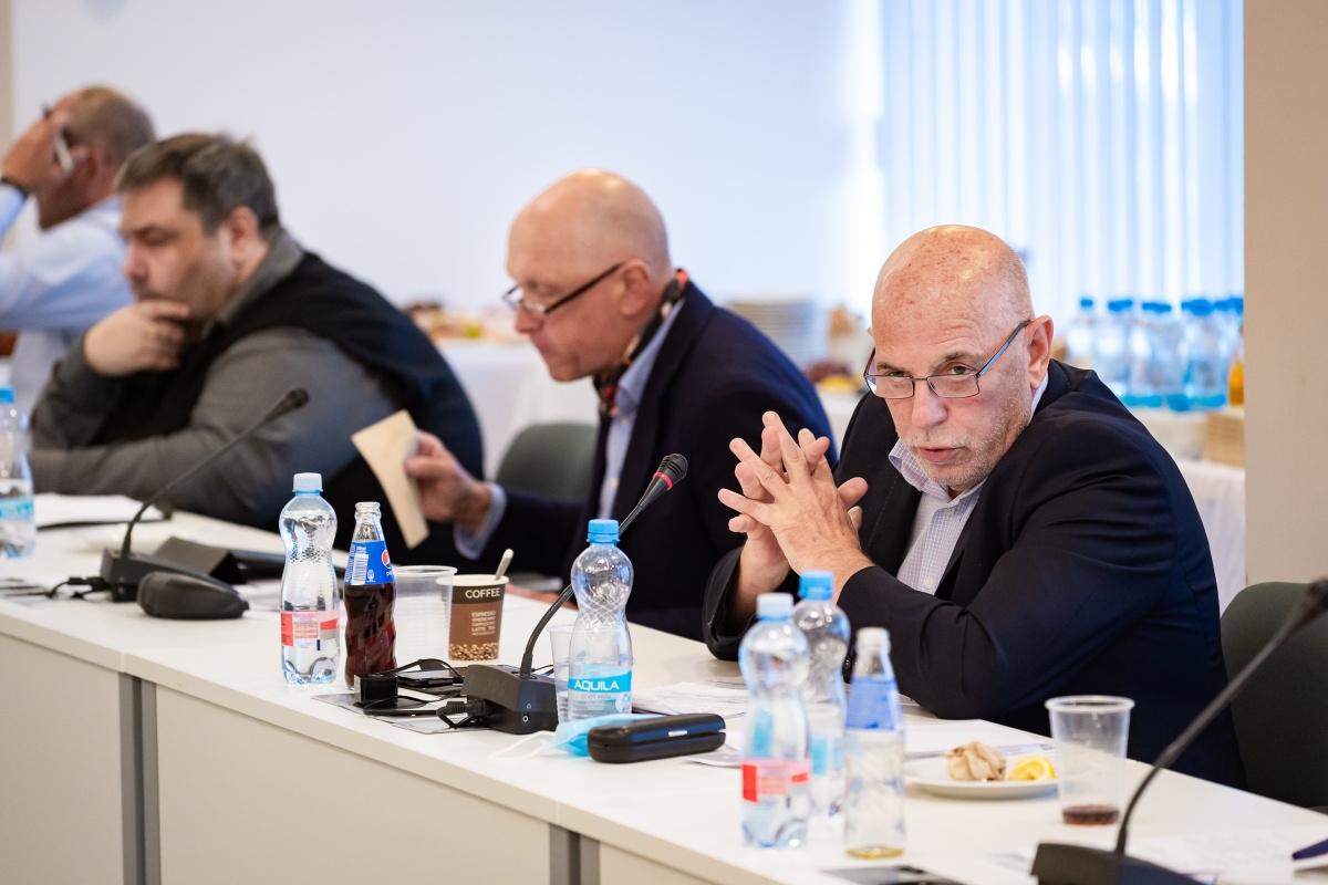 Zdeněk Šarapatka. Foto: Vojta Herout