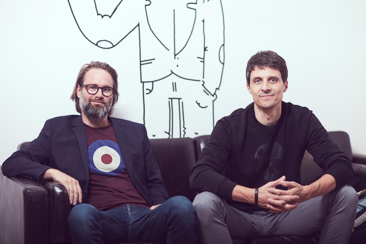 Štěpán Kleník a Pavel Kappel. Foto: Aleš Foff