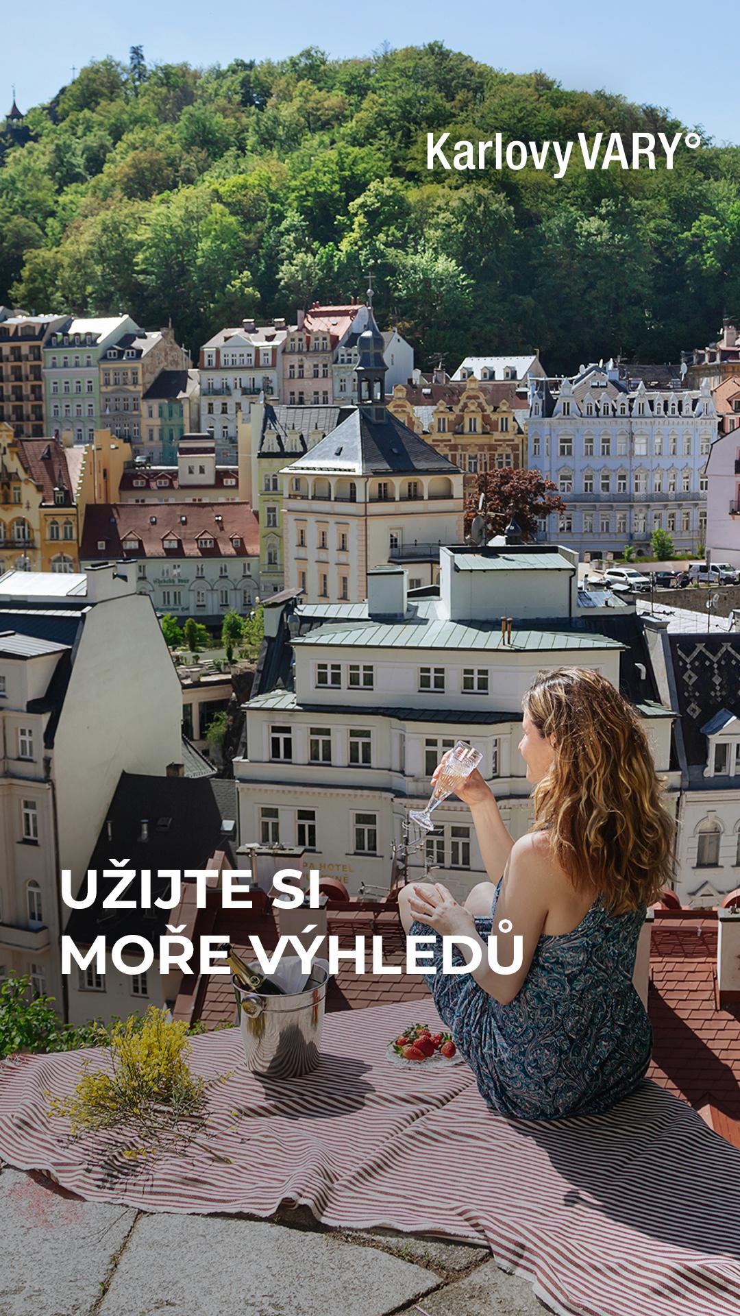 Z kampaně Karlovy Vary - město zážitků