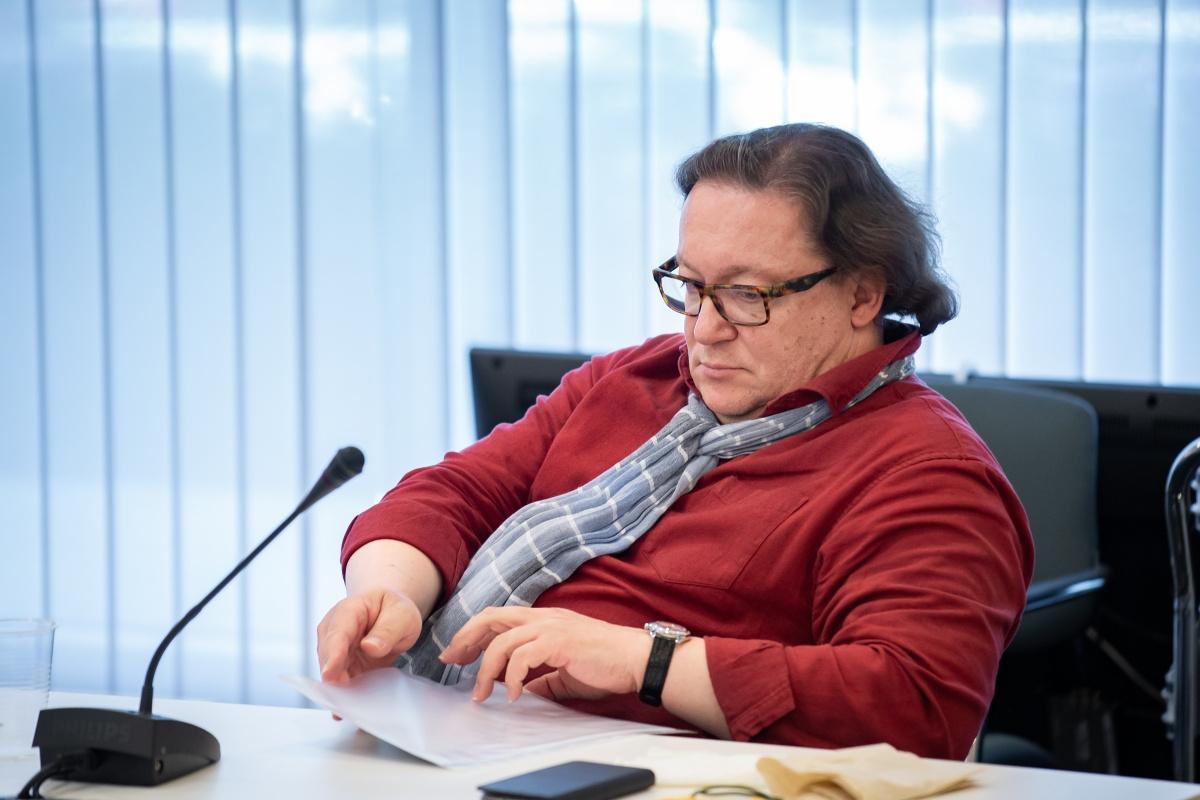Daniel Váňa. Foto: Vojta Herout