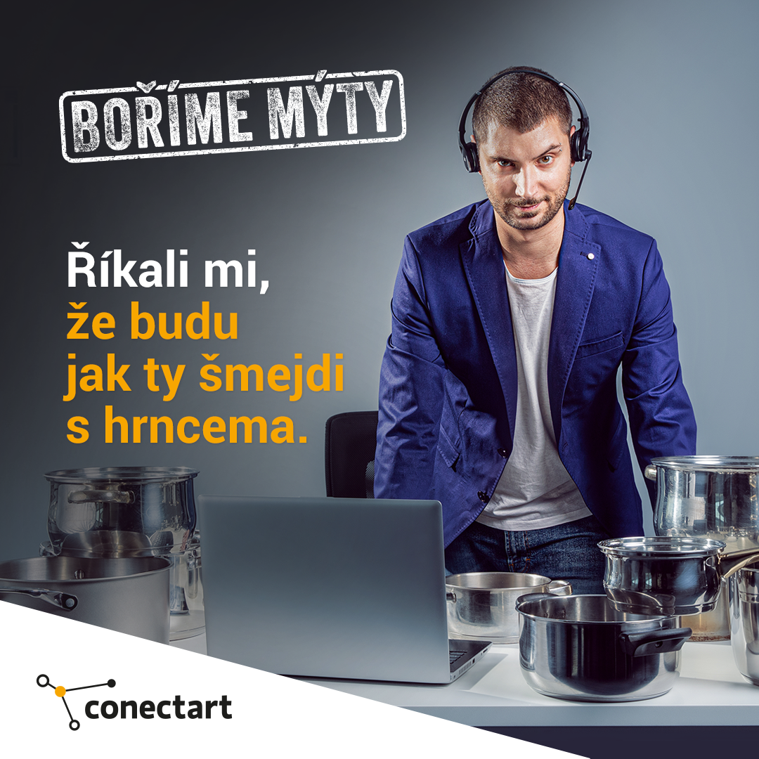 Conectart: Boříme mýty (Hotshots)