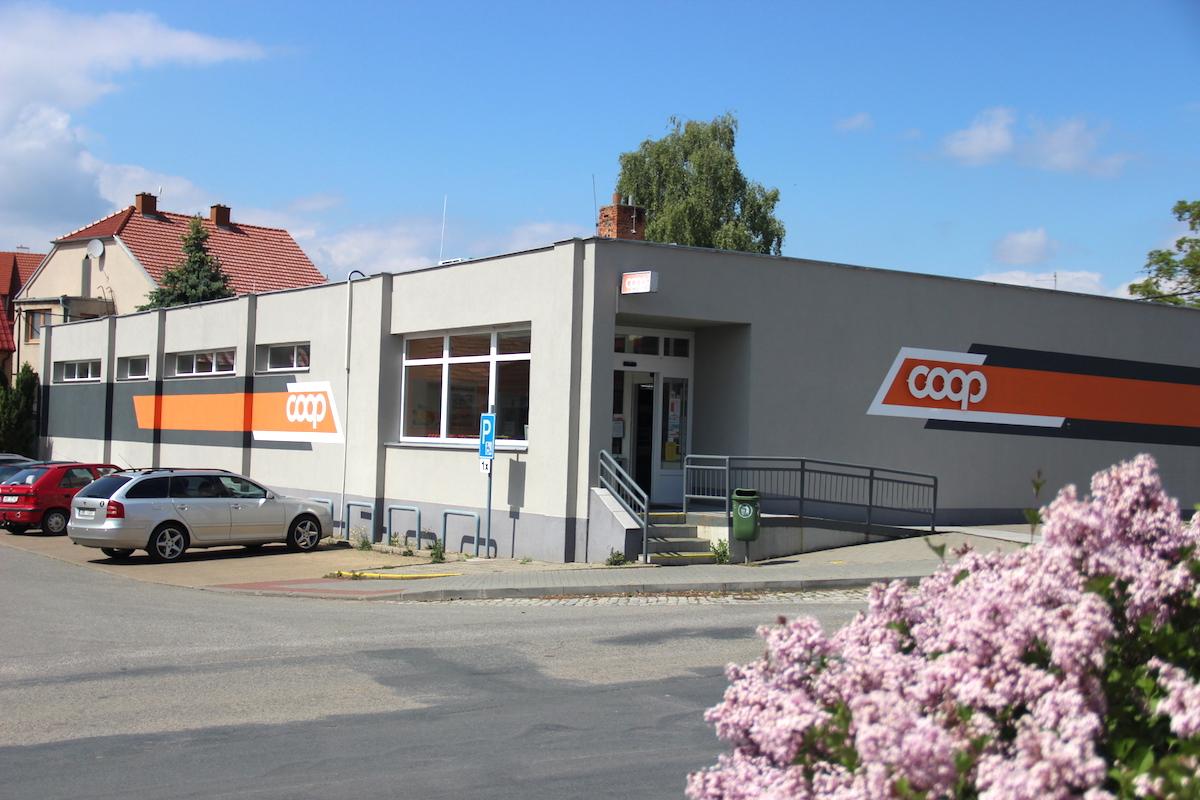 Coop v Dubňanech