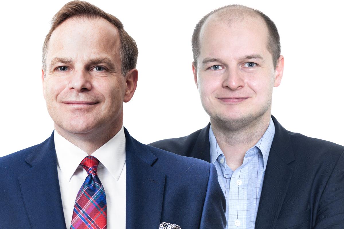 Daniel Klíma a Petr Pařízek, vedoucí dvojice nové agentury