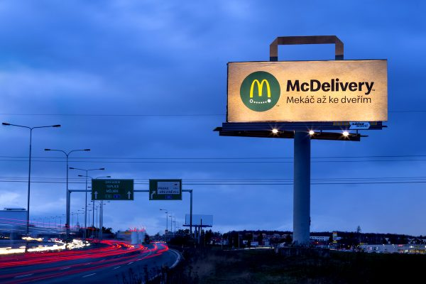 McDonald's: McDelivery (DDB Prague)