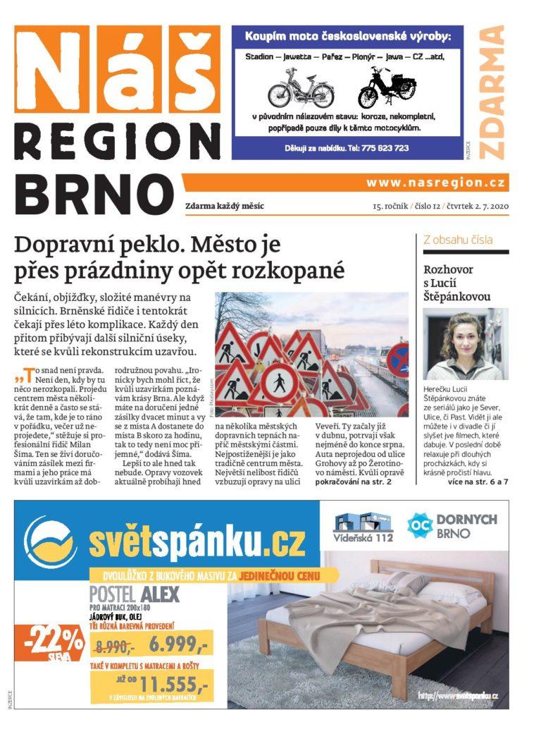 Náš region Brno