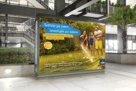 ČSOB v kampani od Loosers podporuje stavební spoření a pravidelné investování