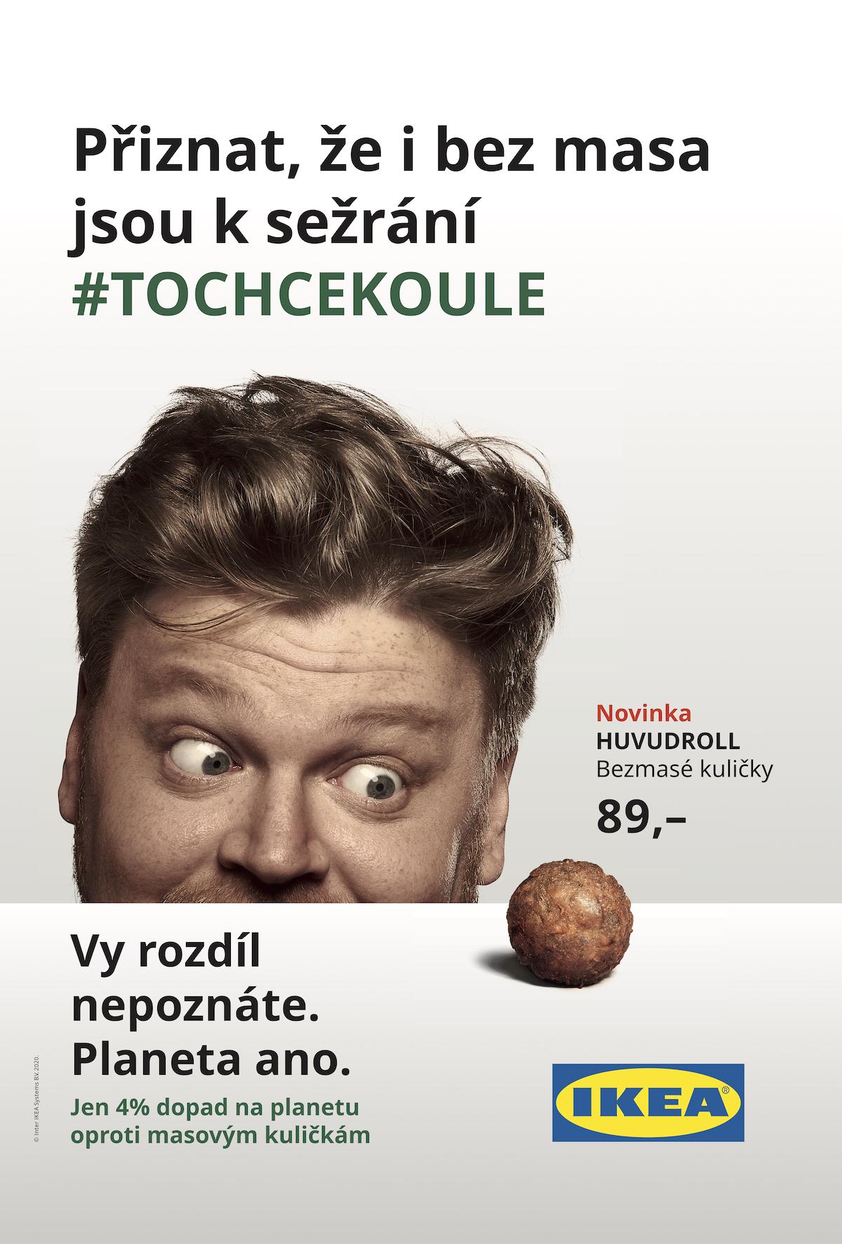 Ikea: #tochcekoule (Kaspen/Jung von Matt)
