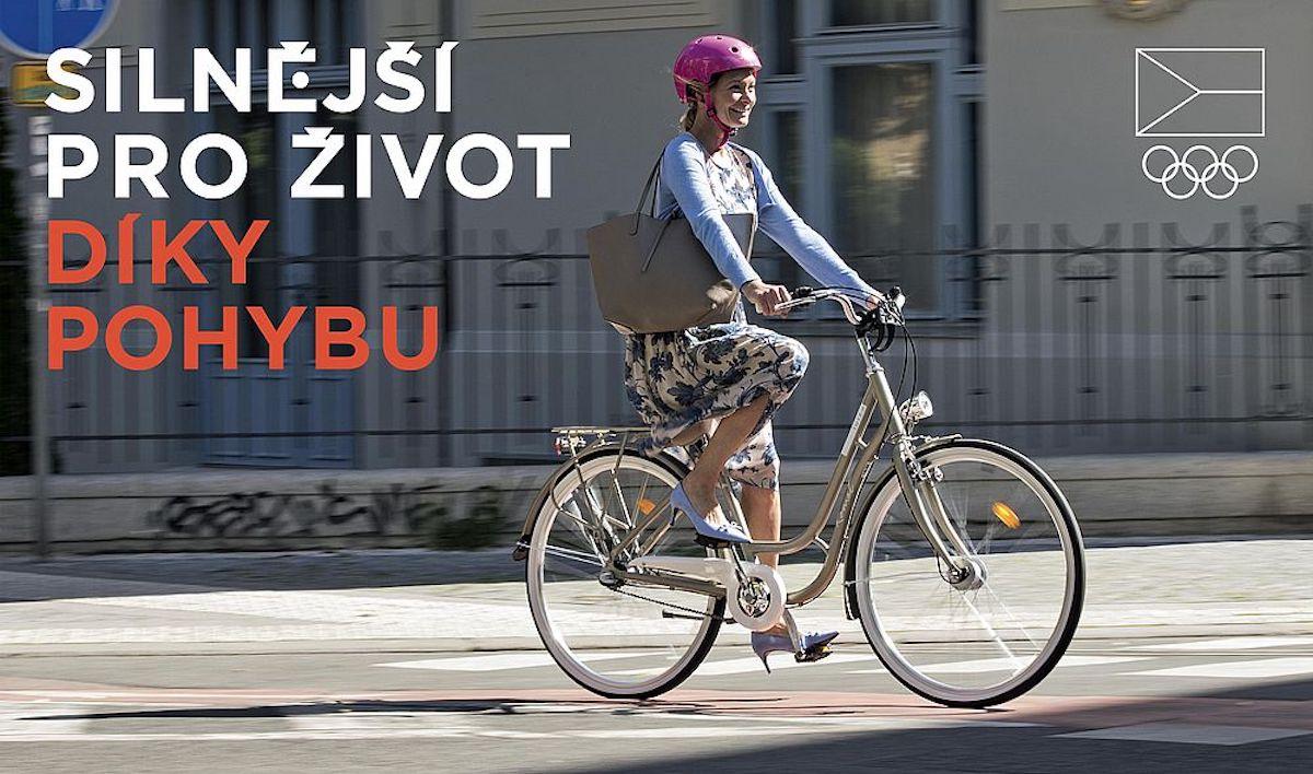 Český olympijský výbor: Silnější pro život
