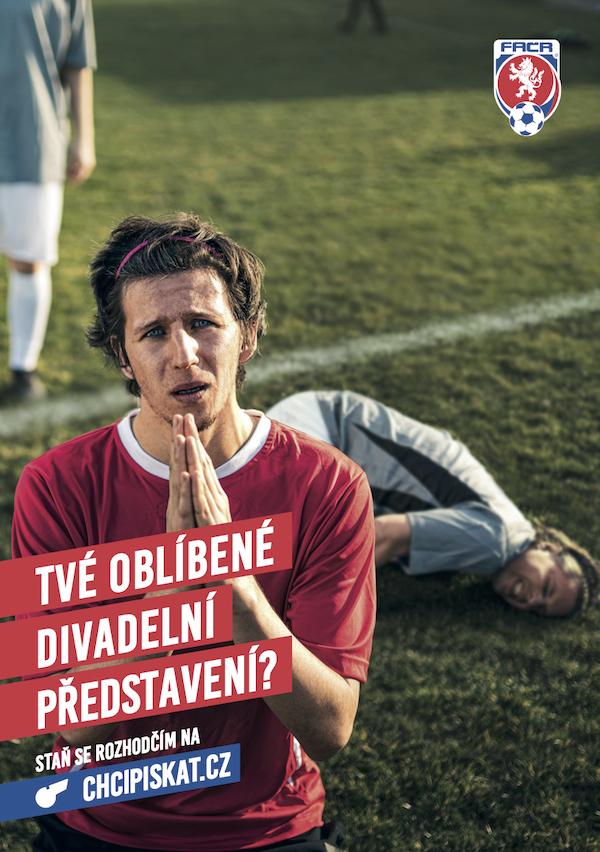 Fotbalová asociace ČR: Chci pískat! (McCann Prague)