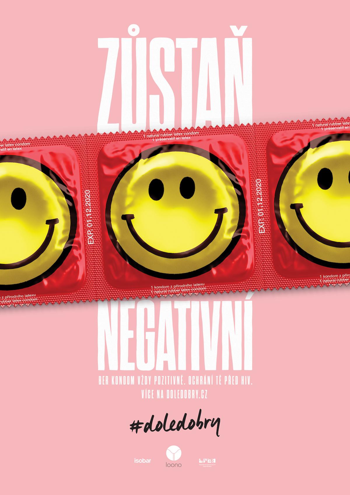 Loono: Zůstaň negativní! (Isobar)