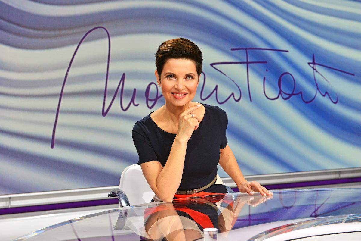 Markéta Fialová moderovala na CNN Prima News talk show Silný hlas