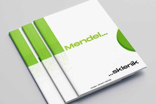 Otec genetiky Mendel má nové logo od Betteru