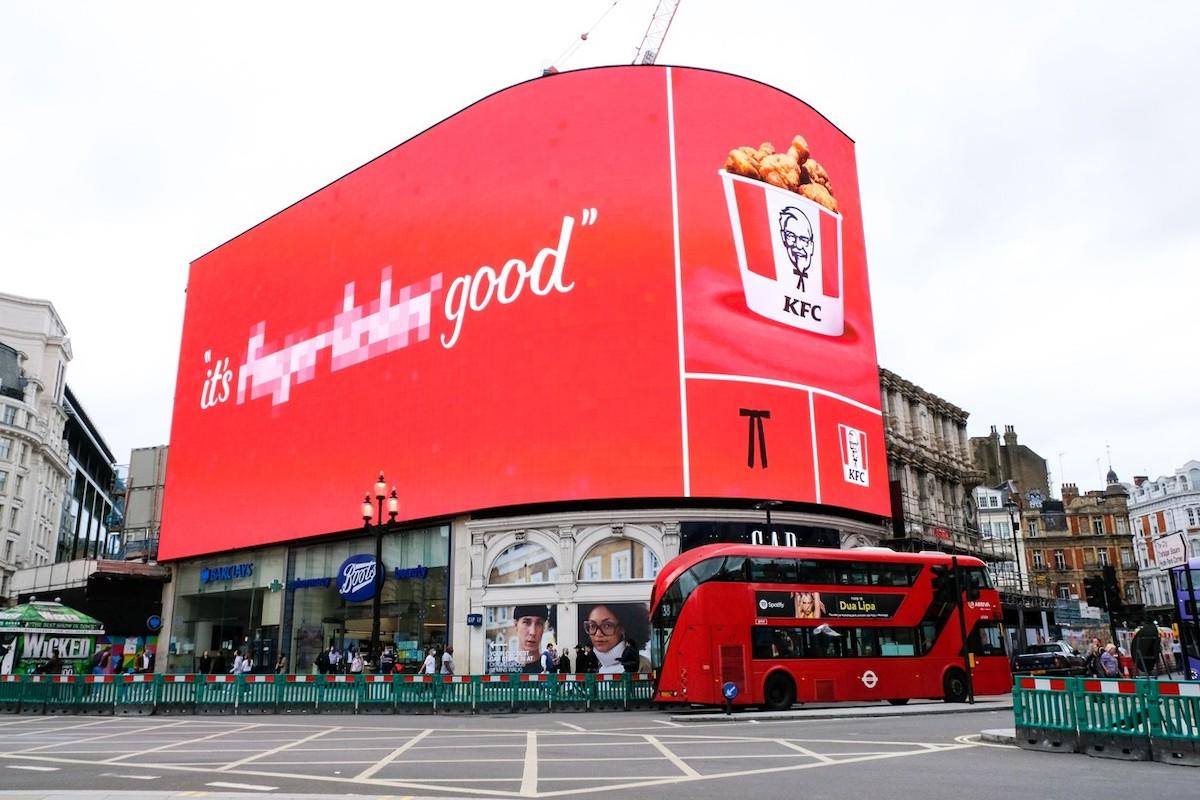 KFC globálně stahuje svůj slogan kvůli koronaviru. Foto: Profimedia.cz