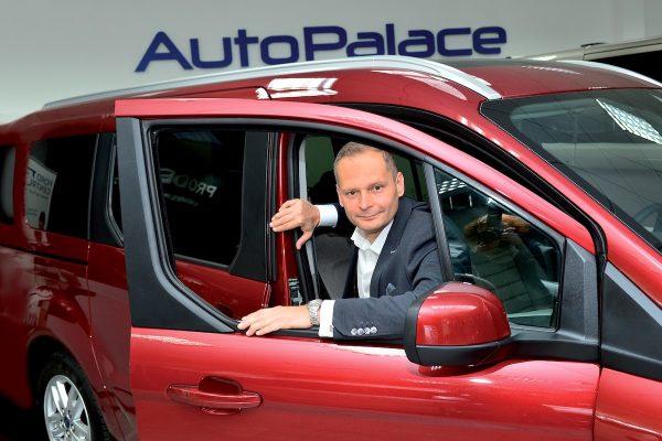 Perkner odešel z čela marketingu Auto Palace