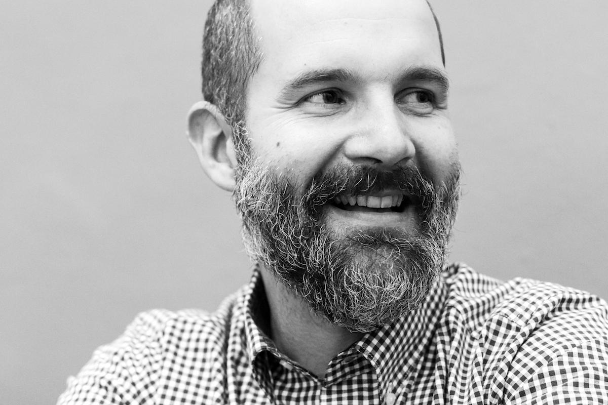Zdeněk Rudolský, spoluzakladatel coworkingu Impact Hub