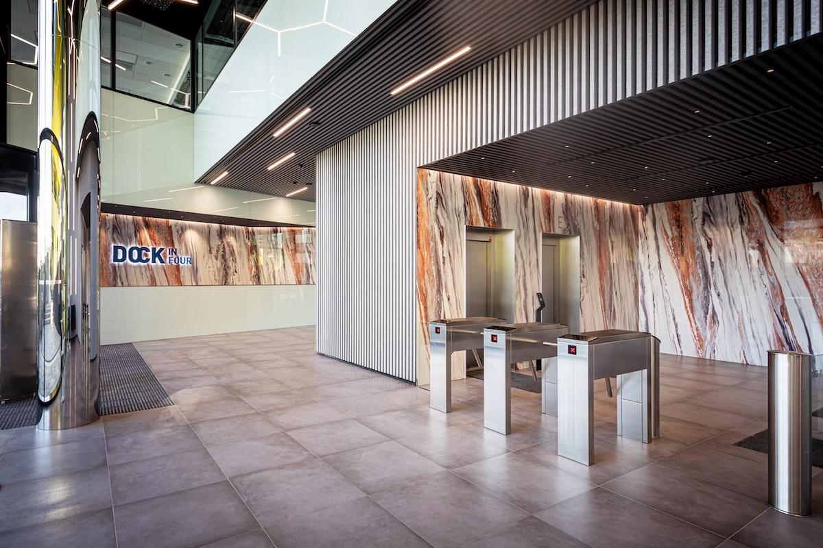Nové sídlo Publicis Groupe