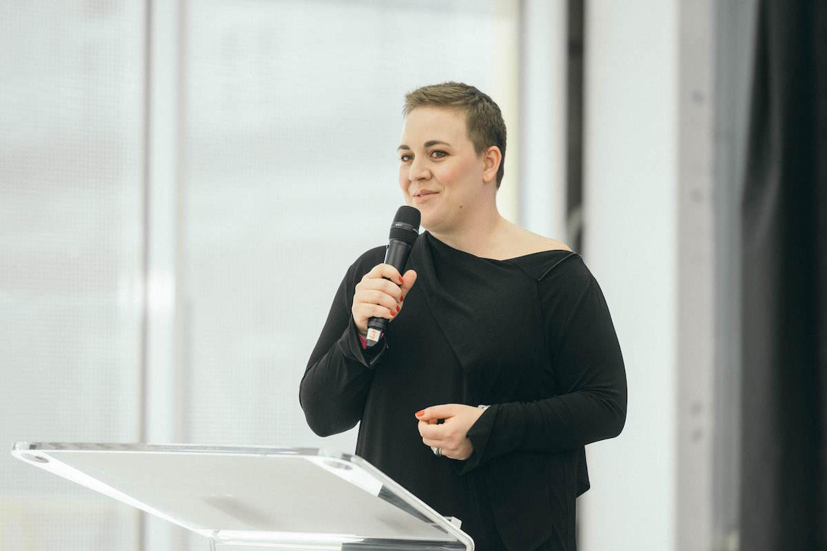 Kateřina Borovanská z agentury Freya. Foto: Lukáš Neasi