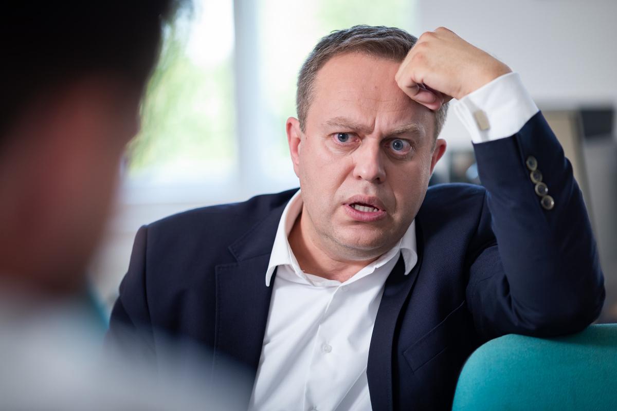 Václav Moravec. Foto: Vojta Herout