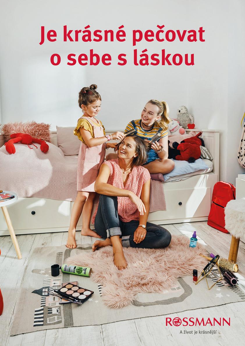Rossmann: Pečovat s láskou (DDB Prague)