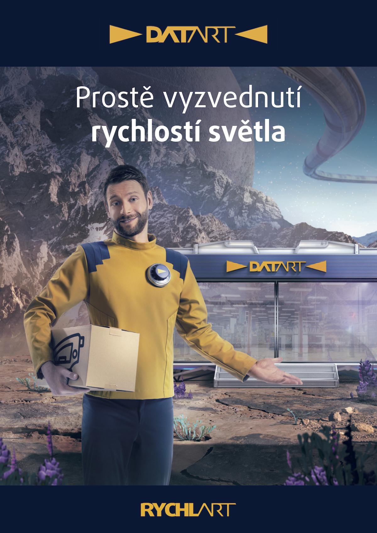 Datart: Rychlart (WMC Grey)