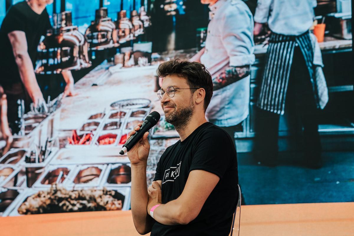 Lukáš Hejlík. Foto: Michala Rusaňuková