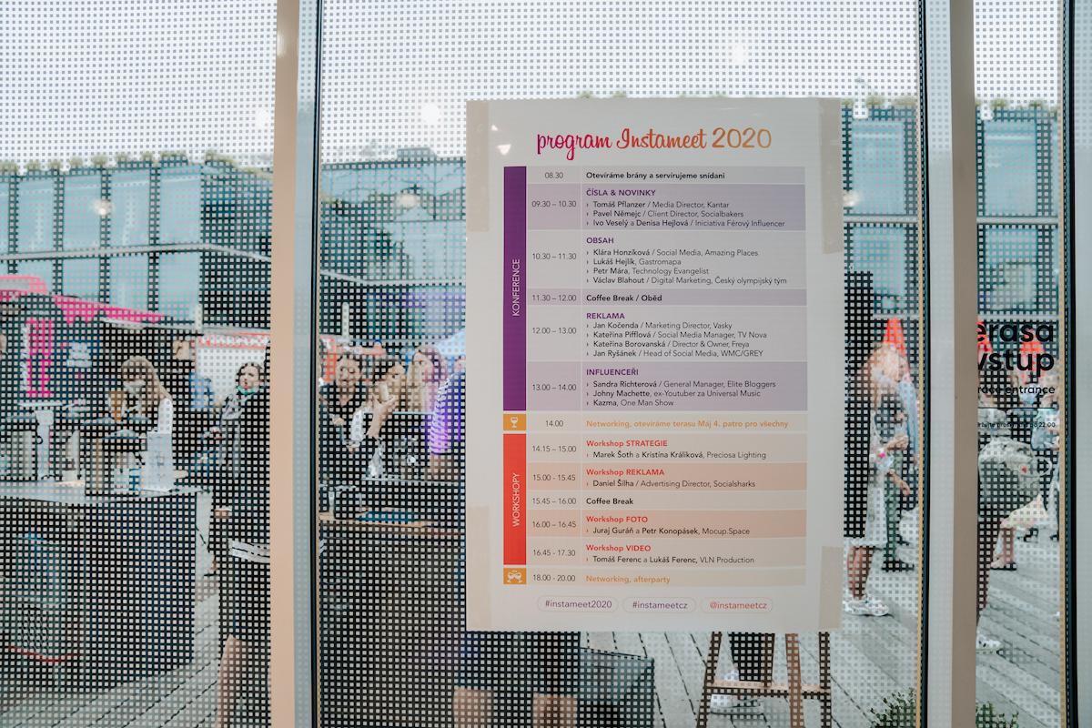 Program. Foto: Michala Rusaňuková