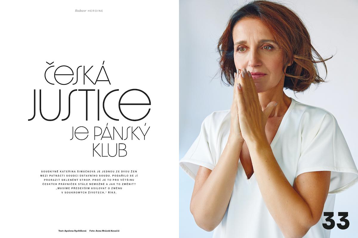 Rozhovor s Kateřinou Šimáčkovou
