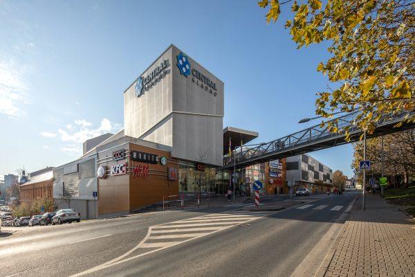 Obchodní centrum Central Kladno změnilo majitele, přibýt má sauna i kino