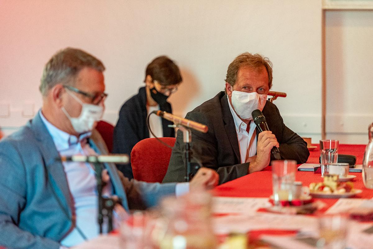 Petr Dvořák, ředitel České televize. Foto: Tomáš Bezděk