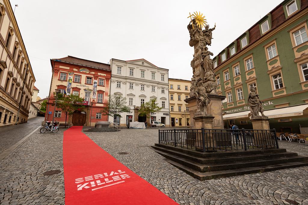 Divadlo Husa na provázku. Foto: Tomáš Bezděk
