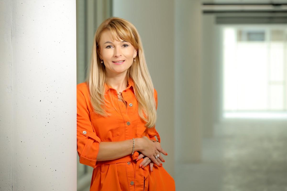 Kateřina Petko, ředitelka PR a interní komunikace Equa bank