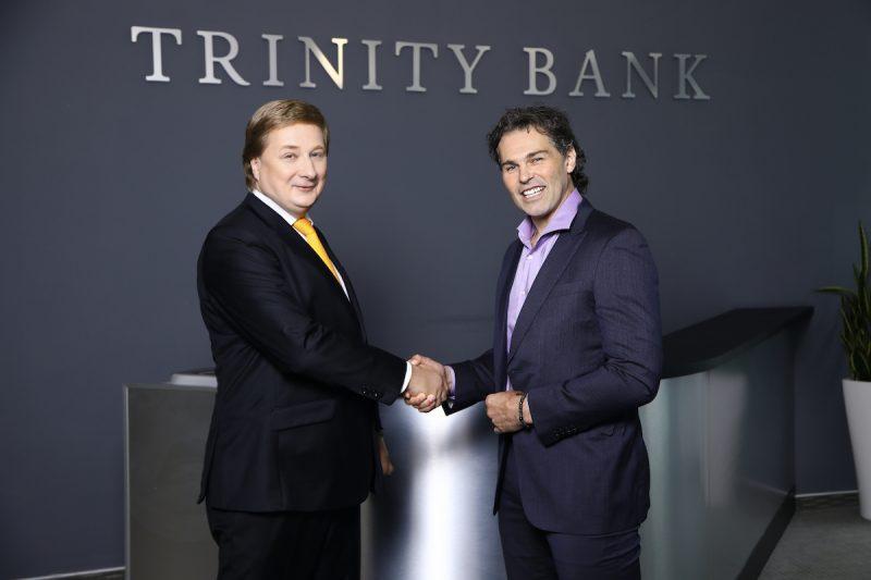 Jaromír Jágr se spojil i s Trinity Bank a s auty Kia